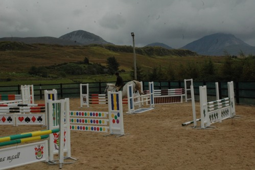 Gaeltcaht Riding School Open Day 022