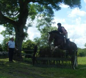 Ryan & Bud enjoying last years Training Day in Monaghan